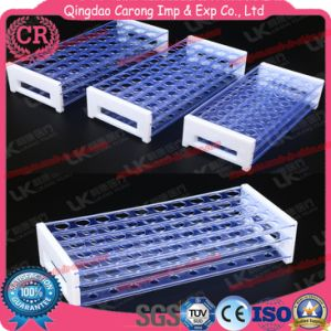 Lab Test Tube Rack of Plastic Material pictures & photos