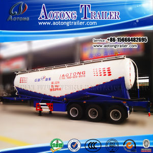 Direct Factory Cement Bulker, Semi Bulk Cement Tanker Trailer Truck pictures & photos