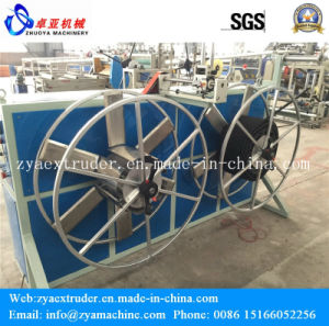 PE/PP Single Wall Corrugated Pipe Production Line/Extruder Machine pictures & photos