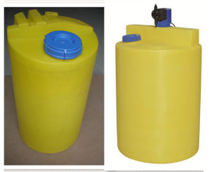 40-6000L Chemical Dosing Plastic Tank for RO Water Treatment pictures & photos