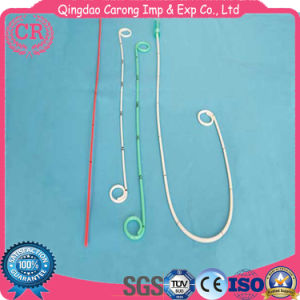 Closed End Disposable Double J Pigtail Urethral Catheter Stent pictures & photos
