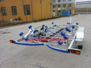 Boat Trailer with Curved Rollers Tr0216 pictures & photos