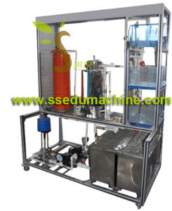 Process Control Trainer Educational Training Equipment Vocational Training Equipment