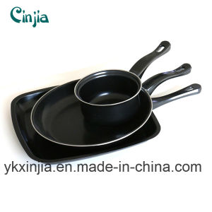 Kitchenware Carbon Steel Frying Pan, Square Pan, Cookware Set pictures & photos