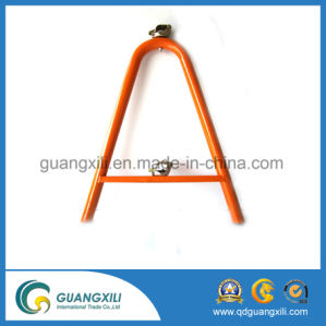 Thickness 1.0 Orange Barricade Base with U Type in Japan Market pictures & photos