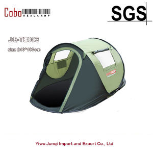 New Onetouch Pop up Tent Portable Easy Set Camhping Iking Beach for 3-4 Persons