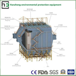 Wide Space of Top Vibration Electrostatic Collector-Furnace Dust Collector pictures & photos