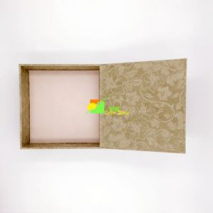 Square Art Paper Deluxe Packing Gift Box pictures & photos