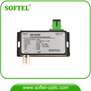 Fiber Optic Receiver with Filter Bi-Directional FTTH Node Build-in Filter pictures & photos