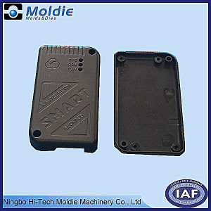 Black Plastic Injection Molding Parts pictures & photos