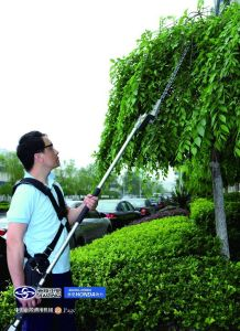 Long Reach Hedge Trimmer Th25L