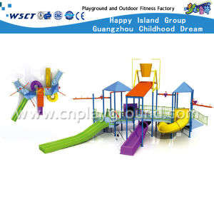 Large Water Slide Playground on Stock (HD-6401) pictures & photos