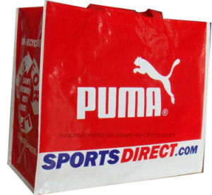 Promotional PP Woven Shopping Laminated Hand Bag pictures & photos