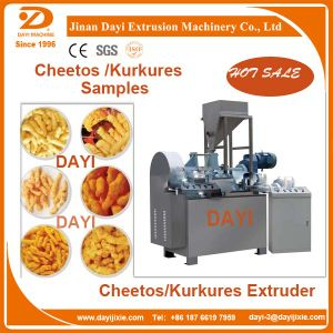 2016 Hot Sale Crispy Cheetos Making Machine pictures & photos