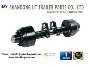 Farm Trailer Small Agricultural Axle pictures & photos