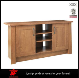 Simple Modern Used Corner TV LCD LCD Wooden Pictures of TV Stand Cabinet with Showcase