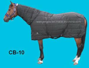 100% Cotton, Horse Rug, Quilting Design (CB-10) pictures & photos
