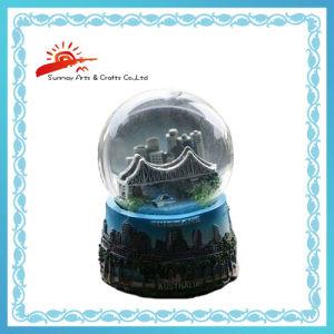 Plastic 3D Snow Globes