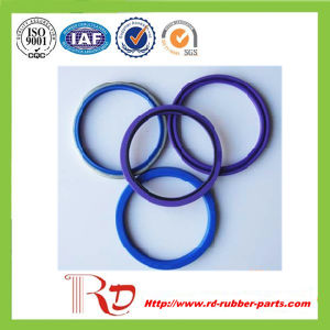 Customized Wear-Resistant Silicone Rubber O Rings Oil Seals pictures & photos