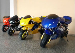 Air Cooled Pocket Bike (YC-8001) pictures & photos