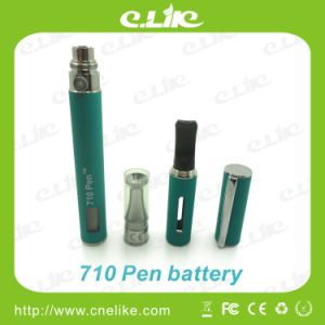 2014 Champion Seling in Wax/Oil/Herbs Vaporizer LCD Battery E-Cigarettes