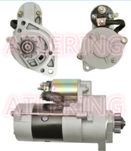 12V 11t 2.0kw Cw Starter Motor for Mitsubishi Nissan 33307 pictures & photos
