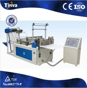 Wenzhou Machinery Cold Cutting Shopping Bag Making Machine pictures & photos