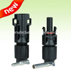 Good Quality Mc4 Solar Compatible Connector pictures & photos