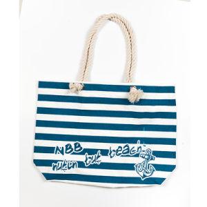 Printable Cotton Handle Advertising Designer Cotton Shopping Bag