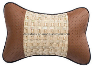 Competitive Quality &Price Leather Neck Car Pillow pictures & photos