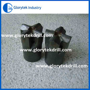 7 Degree 32mm Cross Bit for Drilling Rocks pictures & photos