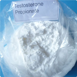 Hot Selling Top Purity Steroid Testosterone Propionate Powder for Bodybuilding pictures & photos