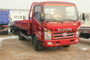 Diesel Euro 3 3ton-4ton Light Cargo Truck with Isuzu Engine pictures & photos