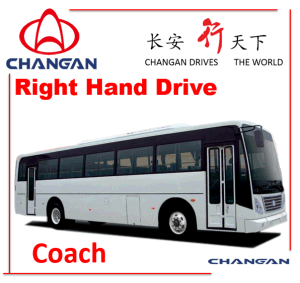 Changan Right Hand Drive Tourist Coach pictures & photos