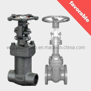 Forged Steel Bellows Seal Gate Valve Wz41h