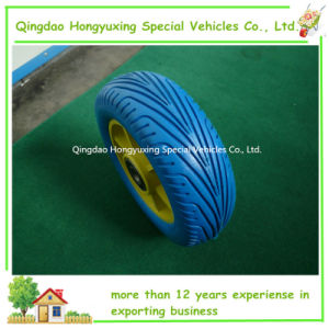 PU Solid Wheel with Large Loading Capacity (260X85)