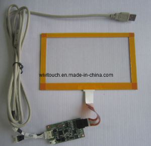 Single Touch Surface Capacitive Touch Screen with Eeti Controller