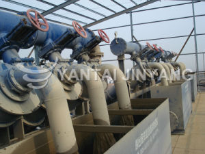 Tailings Dewatering Screen Tailings Dry Discharge Plant, Mine Tailings Water Cycle Machine pictures & photos