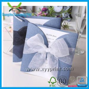Factory Custom Luxury Romantic Wedding Invitation Card pictures & photos