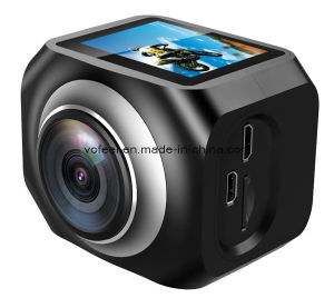 Micro SD Video 220 Degree Camera Vr on Sale pictures & photos