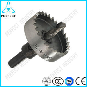 High Speed Steel Hole Saw Cutter pictures & photos