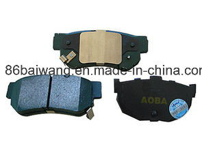 Car Brake Pad D1212 for RAV4, Crown for  Toyota Series pictures & photos