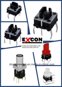 Excon Ts6 Safe Durable Material Light Tact Switches pictures & photos