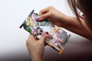 Unique Cell Phone Sticker for Mobile Phone Decoration pictures & photos