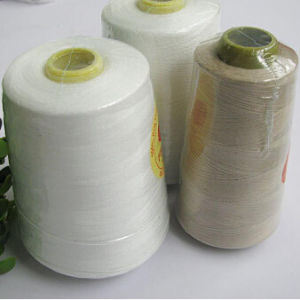 High Strength 100% Spun Polyester Sewing Thread pictures & photos