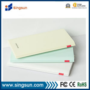 Patented Design 6000mAh High Capacity Mobile Power Bank