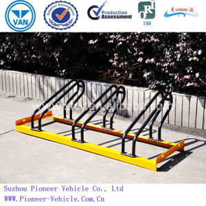 2015 Best Selling Floor Mounted Bicycle Rack pictures & photos
