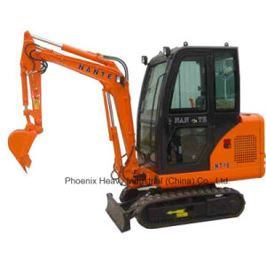 21HP Mini Excavator with CE Certificate Ideal for Urban Areas pictures & photos