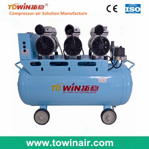 Low Noise Easy to Move Air Compressor (TW5503)