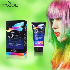 Shinny Polish Hair Color Cream pictures & photos